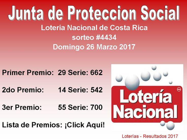 Verificar Chances: Lotería JPS